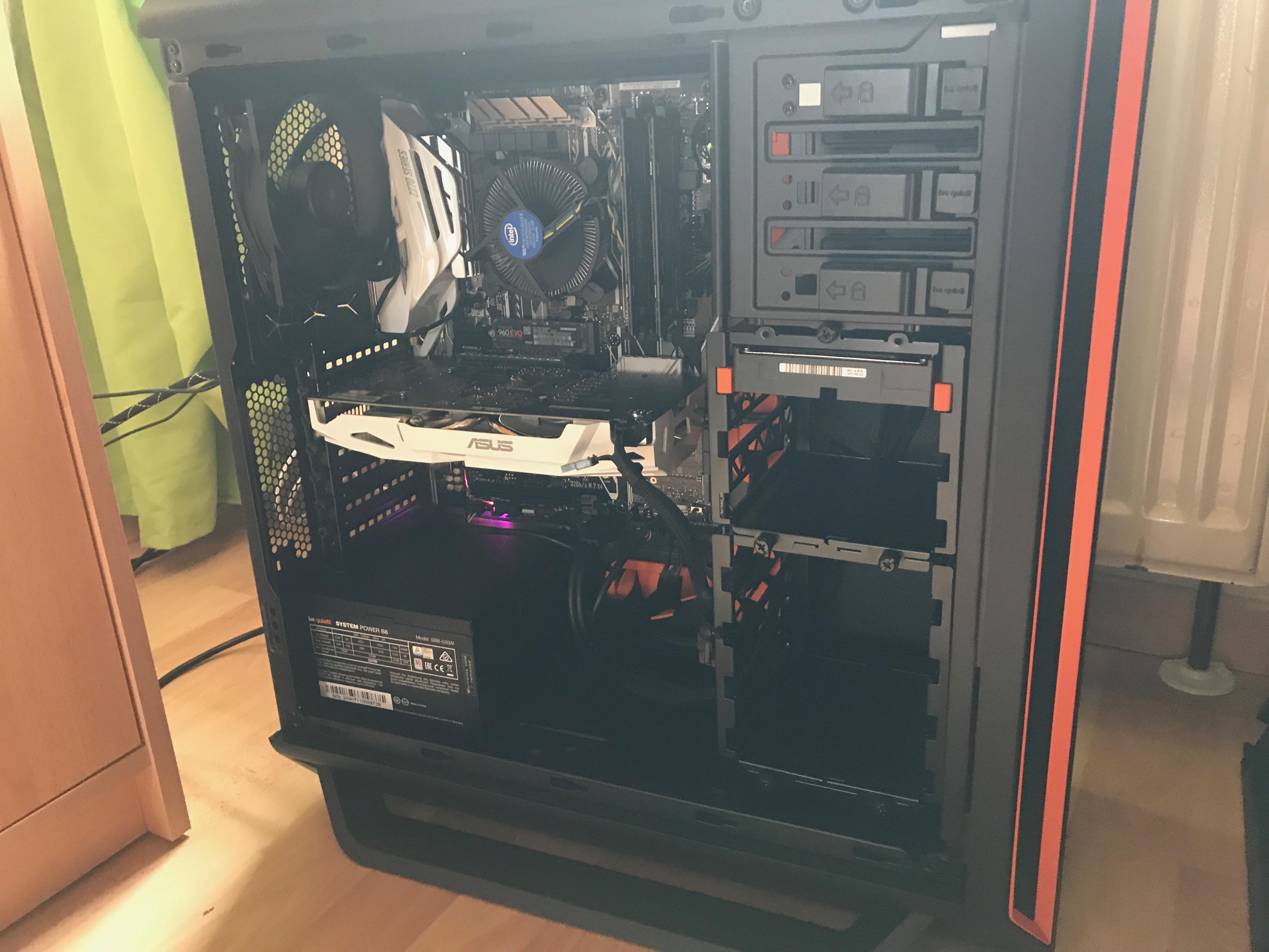 Ein PC entsteht!   haim-computer.de